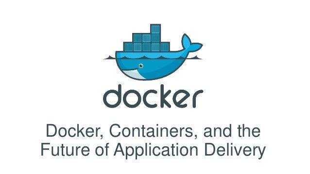 Why Docker