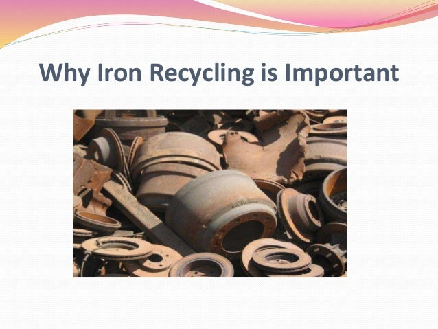 Essay on why recycling is important