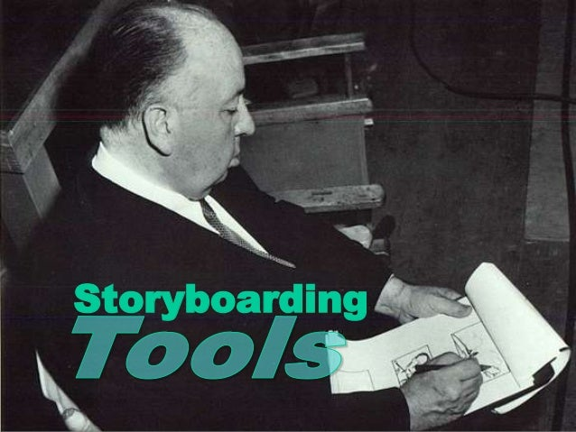 Why storyboard