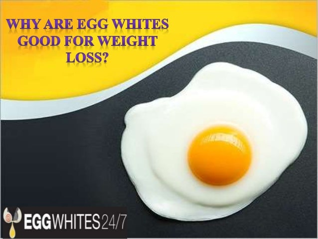 5 egg whites weight loss