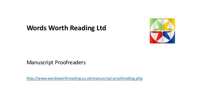 proofreading services reviews Services this page describes my coaching, copy editing, proofreading, and  mock journal review services visit the pricing and terms page to learn about.