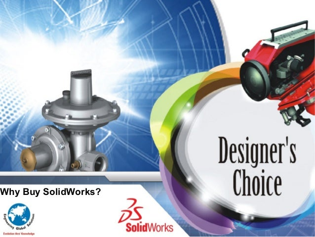 Why buy SolidWorks?   8 reasons to invest in SolidWorks - EGS India