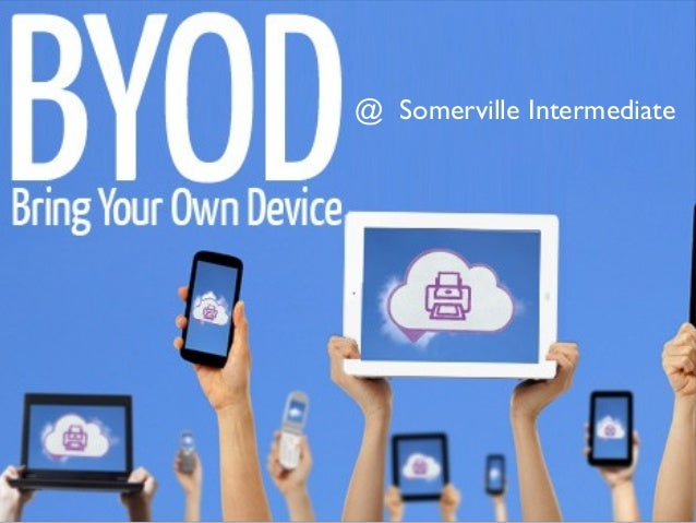 Why byod? pp