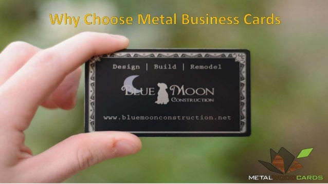 Why Choose Wood Business Cards