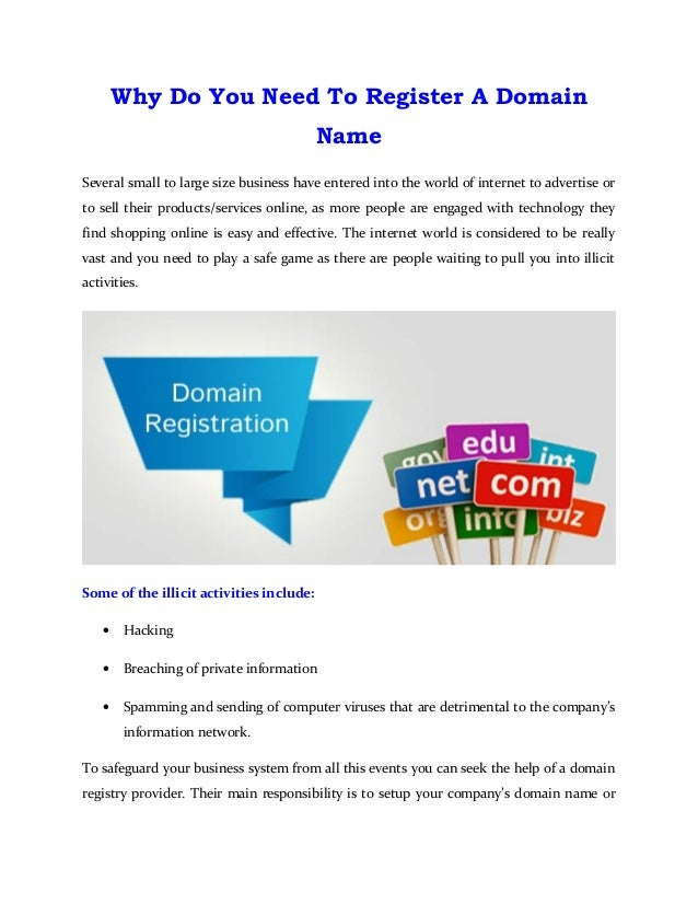 how to buy and register a domain name