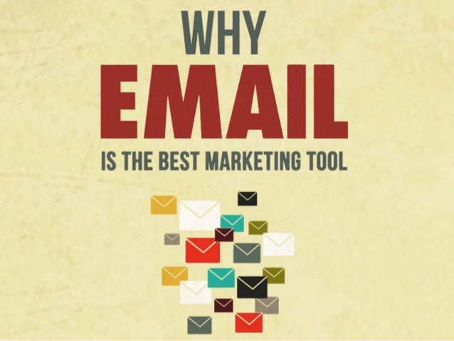 Why Email is the Best Marketing Tool