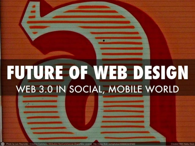 Future of Web Design Is Email Marketing