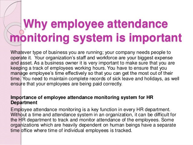 teachers attendance monitoring system Attendance monitoring system - free download as powerpoint presentation (ppt / pptx), pdf file (pdf), text file (txt) or view presentation slides online.