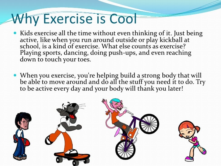 the importance of fitness and exercise essay Free physical fitness papers, essays, and research papers the health benefits of exercise - exercise is important for many reasons.