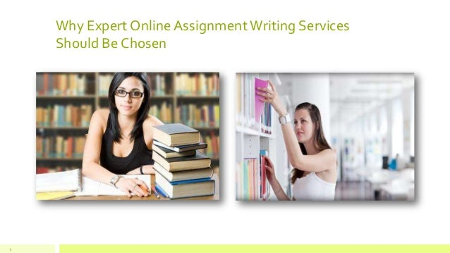 writing assignment expert Don't worry about the quality of your custom assignment or the deadlines (96% of all orders are delivered on time) regardless of the task, our professional assignment writing service will help you to deliver one of the best academic contents of a proficient quality (our current average quality score is 85/10).
