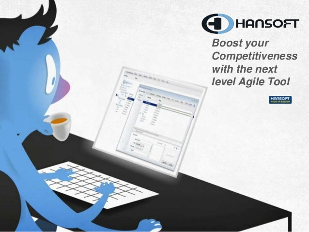 Boost your Competitiveness with the next level Agile Tool