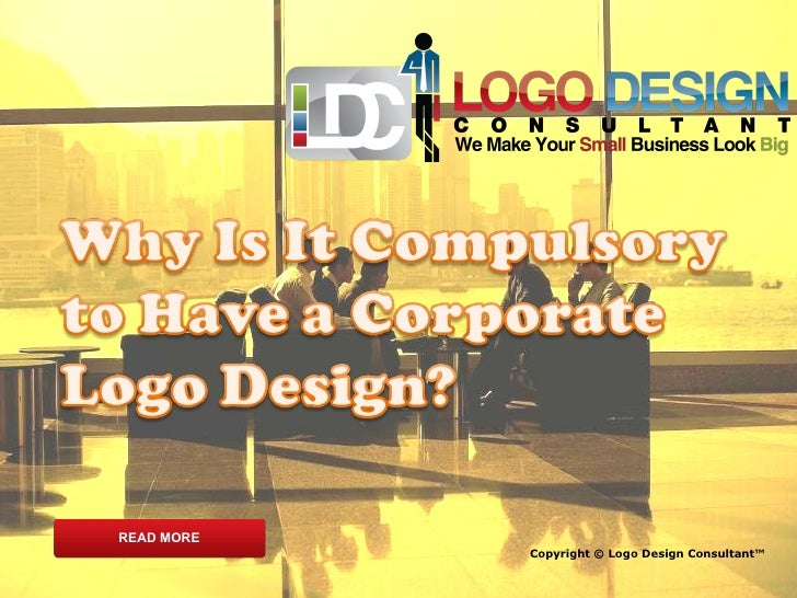 Why is it Compulsory to Have a Corporate Logo Design
