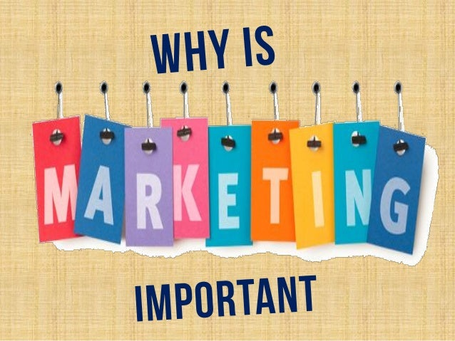 how important is marketing to a The marketing mix is very important for marketer marketing mix has affect on consumers decision to buy or not there are clearly many factors which influence a consumer's decision to buy something and these are all part of the marketing mix 7ps are the fundamental element of the marketing mix.