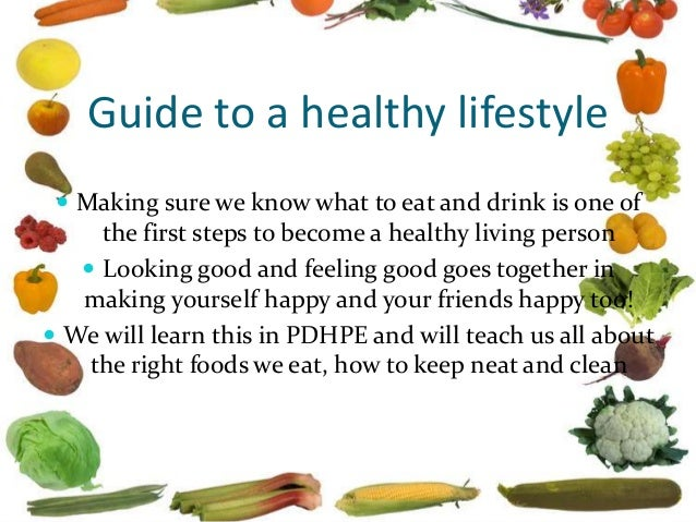 thesis statement for living a healthy lifestyle Living in a contemporary world is harmful itself for the health of people because of a number of reasons thus, you may write an informative essay about healthy lifestyle that could provide your reader with information about leading of a healthy way of life, explain the significance of this issue.