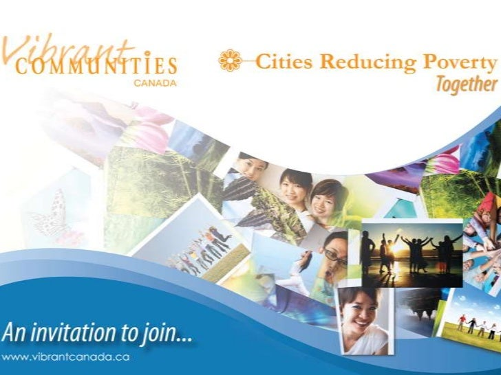 Imagine.....Our Aspiration: Imagine…100 cities reducing poverty                            TOGETHER