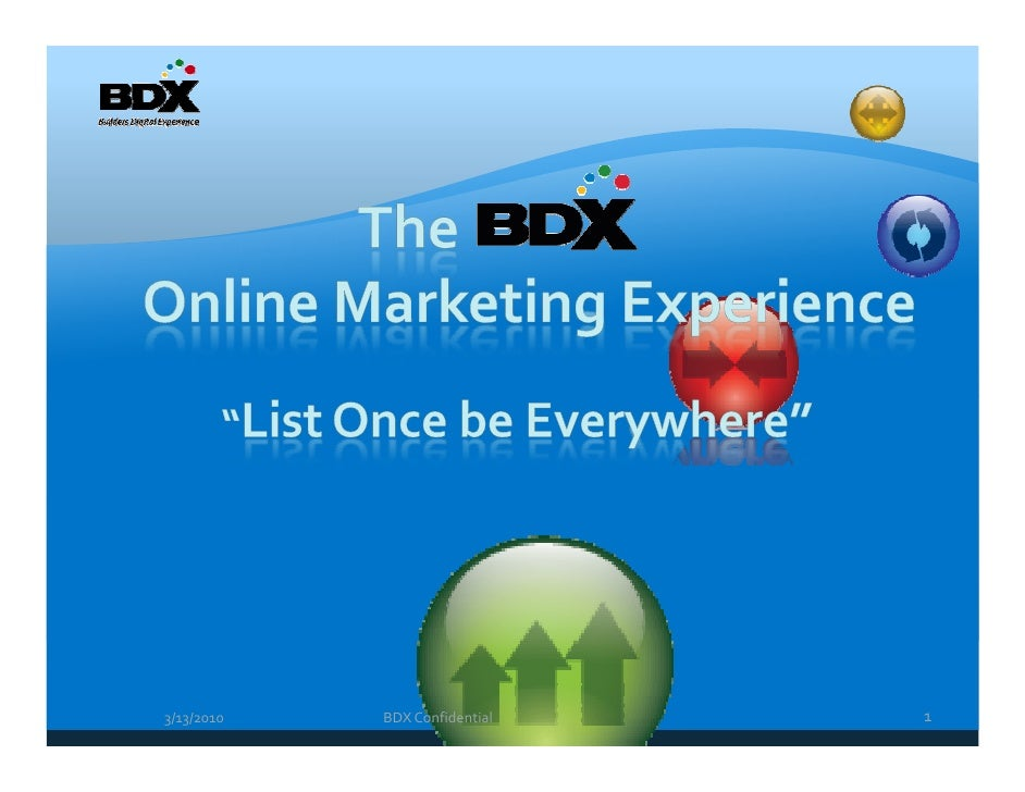 Why List On Bdx Network