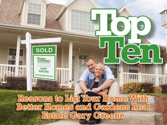 Why List With BHGRE Gary Greene?