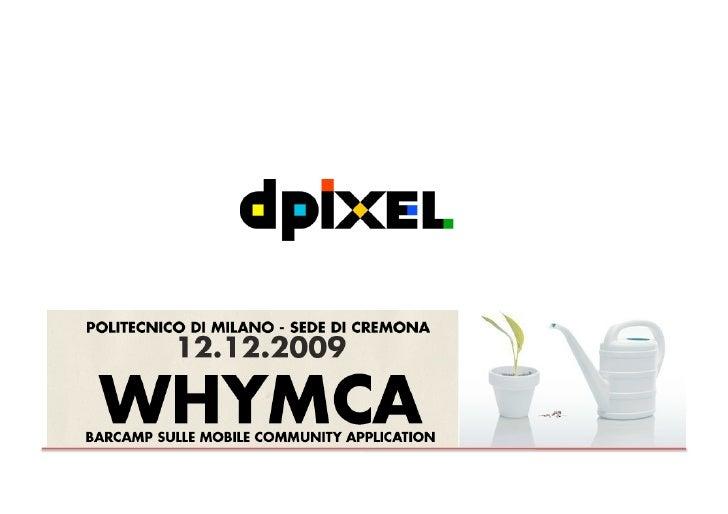 Whymca Dpixel