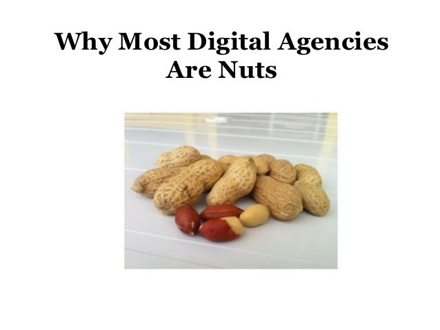 Why Most Digital Agencies Are Nuts