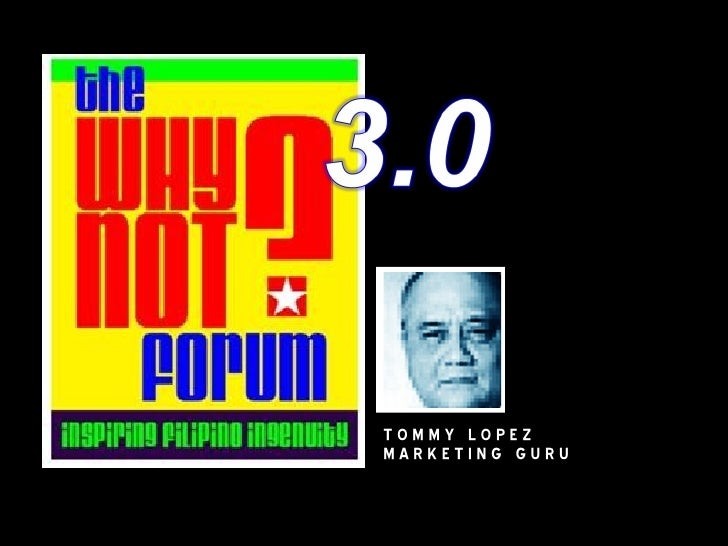 Whynot 03 Tommy Lopez