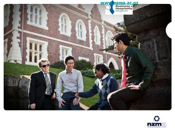 Why NZMA 2011 - Master