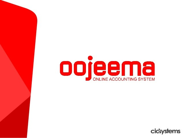 Oojeema - An Online Accounting System