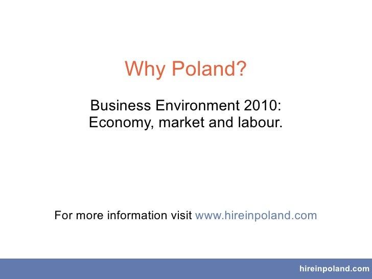 Why poland