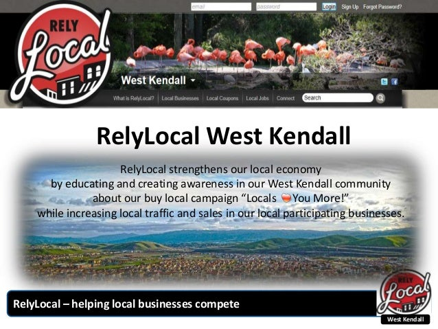 Why RelyLocal for Local Businesses in West Kendall, FL