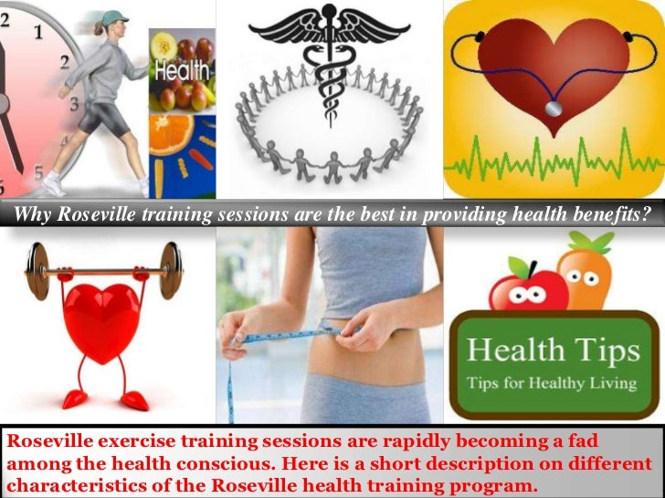 Why Roseville training sessions are the best in providing health benefits?Roseville exercise training sessions are rapidly...