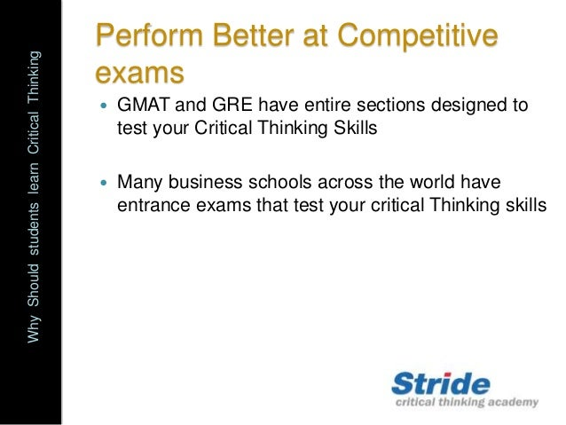 interview questions to test critical thinking skills Critical thinking interview questions  not only is the watson-glaser ii critical thinking appraisal the gold standard for assessing critical thinking skills,.