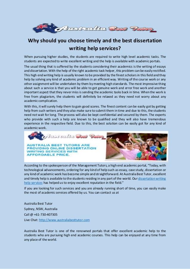 Help On Dissertation 4S Ranch