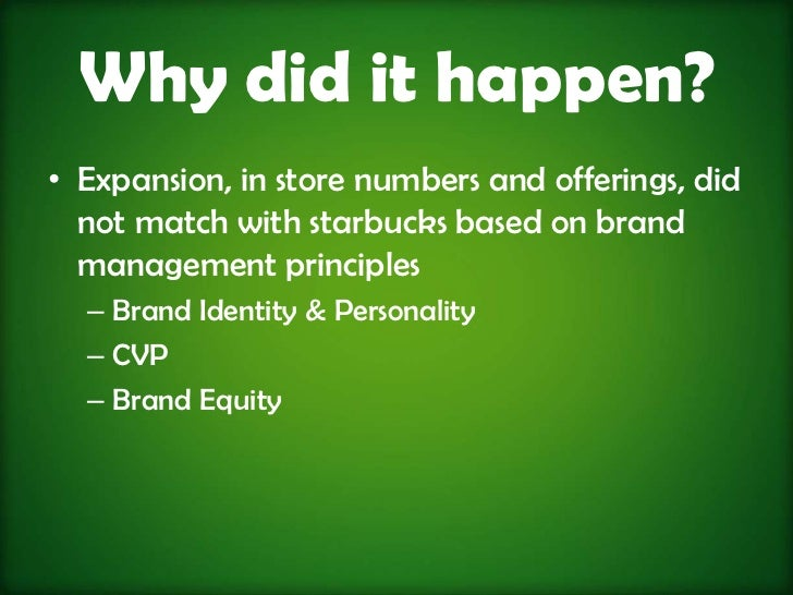 starbucks brand identity essay Perception towards successful brand essay starbucks brand identity starbucks case analys leadership characteristics of a successful entrepreneur.