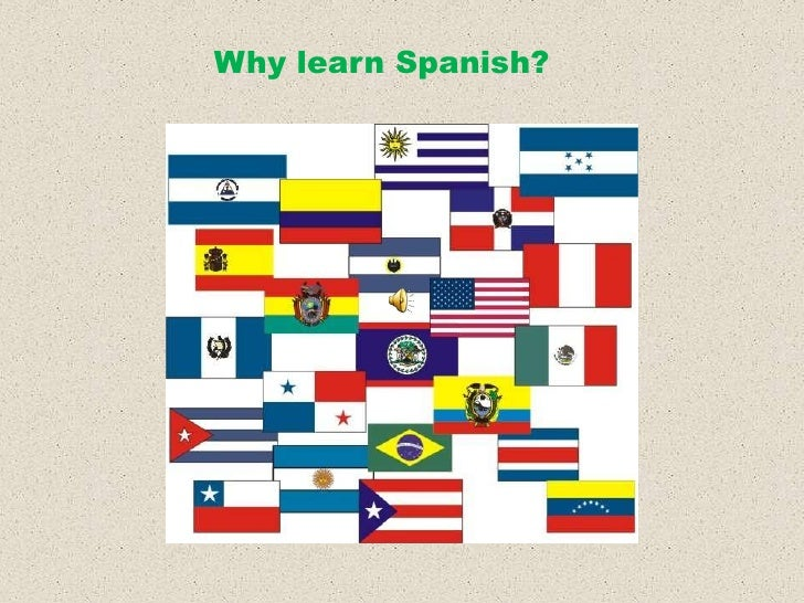 Why learn Spanish?<br />
