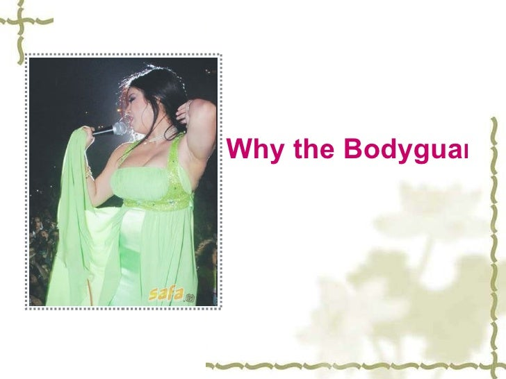 Haifa Wehbe: Why The Bodyguards Lose His Job?