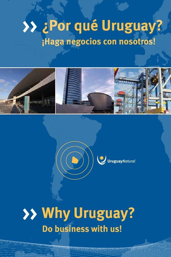 Why Uruguay?