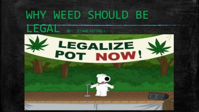 why cannabis should be legal essay