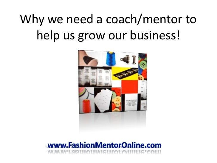 Why we need a coach mentor to grow our business