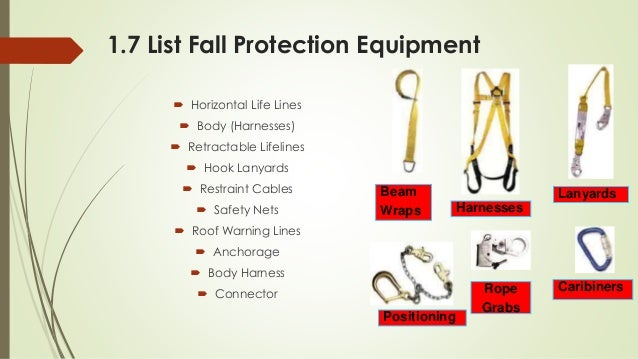 How Personal Protective Equipments Reduce Fall Accidents