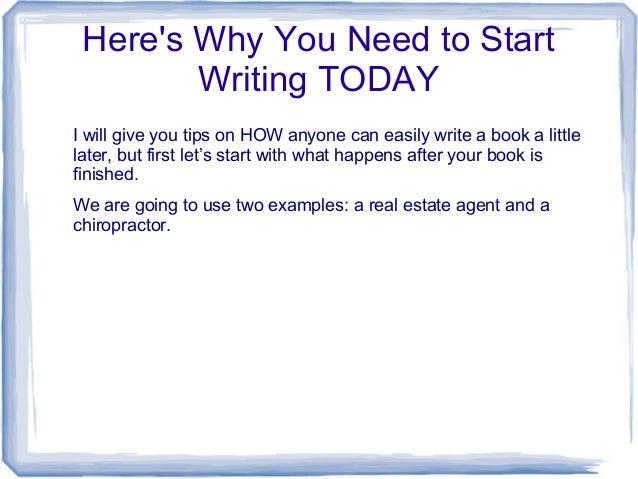 How To Start Out An Essay
