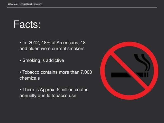smoking facts essay The effects of smoking essaysthere are an assortment of effects of smoking that can harm a smoker they can affect not only the smoker's health but also the non.