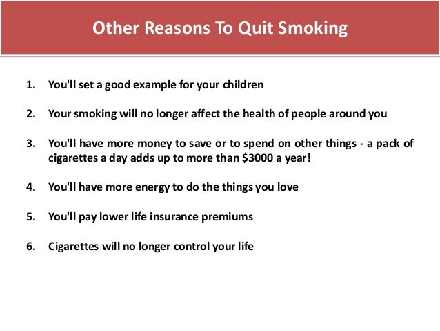 7 Reasons to Quit Smoking if You Have Ankylosing Spondylitis