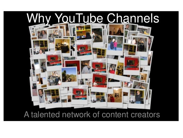 YouTube Channels For Marketing and Distributing Content