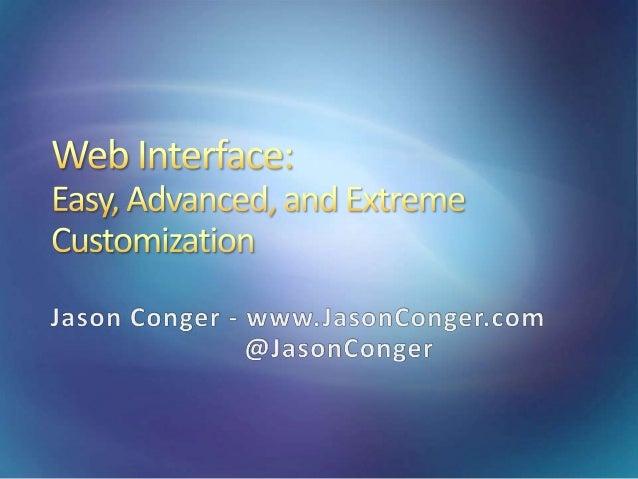 Useful TipsDisable Custom Errors in Web.ConfigHTML DoctypeFolder Structure