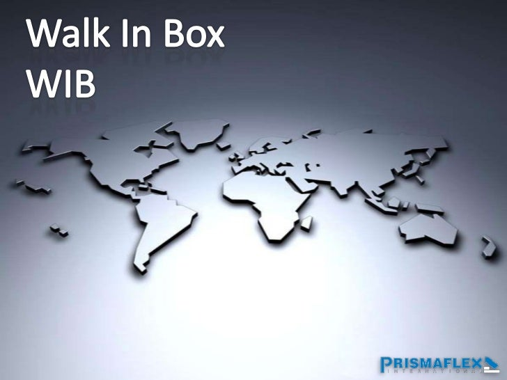 Walk In BoxWIB<br />