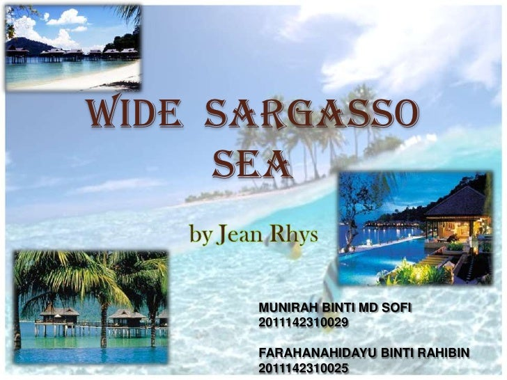 wide sargasso sea changing ways essay The use of symbolism in the presentation of characters and plots in jane eyre and wide sargasso sea in 'women and change in the shown in this essay.
