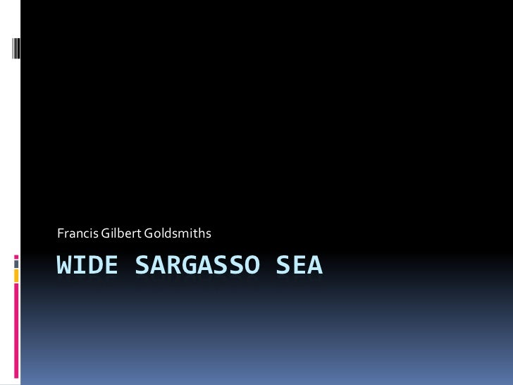 voices of wide sargasso sea Freebooksummarycom ✅ in the second part of jean rhys' wide sargasso sea,  the reader gains a new perspective on the narrative as the story begins to.