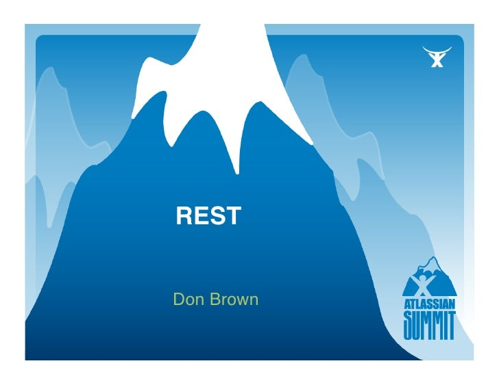 REST   Don Brown