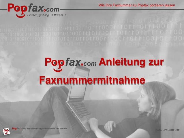 Easy, inexpensive…Effe How to port your fax number to Popfax ctive ! Popfax.com, professional fax services, worldwide Popf...