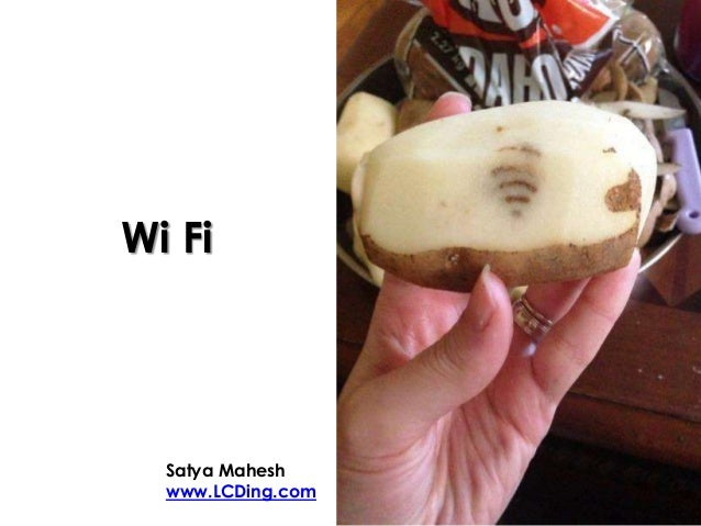Wi Fi Satya Mahesh www.LCDing.com