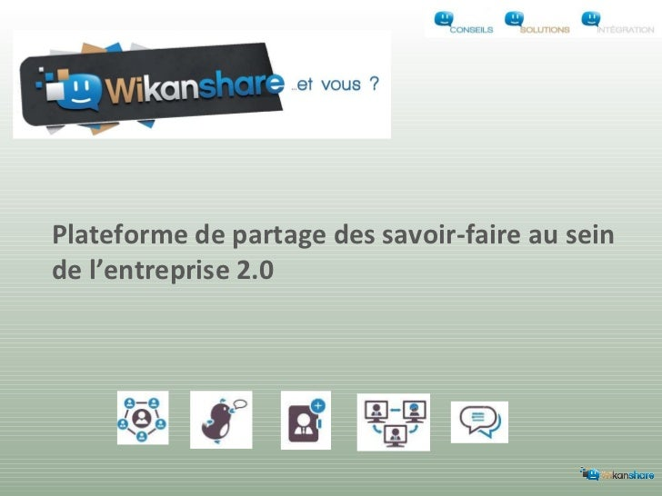 Wikanshare  solution